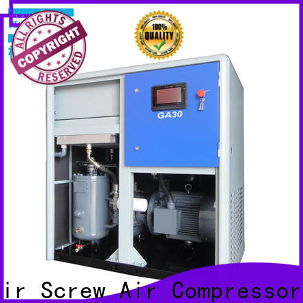 Atlas Greenair Screw Air Compressor two stage atlas copco screw compressor for busniess wholesale
