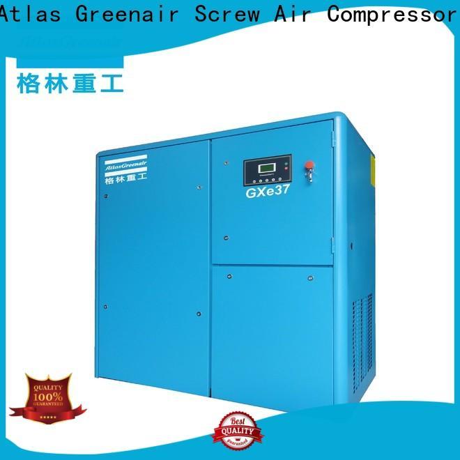 single stage atlas copco screw compressor company for sale