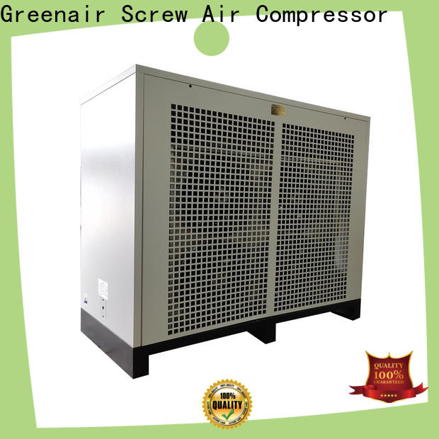 Atlas Greenair Screw Air Compressor latest refrigerated air dryer for busniess for sale