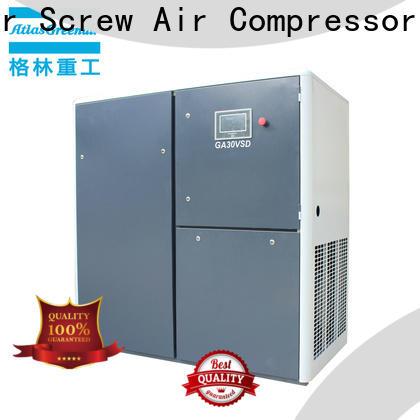 Atlas Greenair Screw Air Compressor best vsd compressor atlas copco manufacturer for tropical area