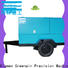 efficient electric rotary screw air compressor with intelligent control system for sale