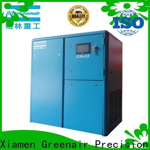 Atlas Greenair Screw Air Compressor fixed speed rotary screw air compressor supplier for tropical area