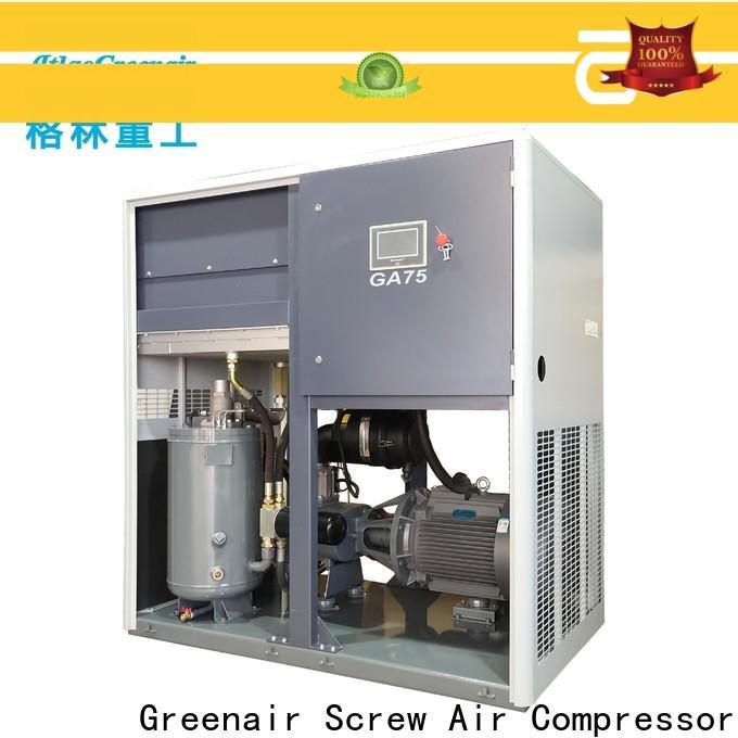Atlas Greenair Screw Air Compressor best atlas copco screw compressor supplier wholesale