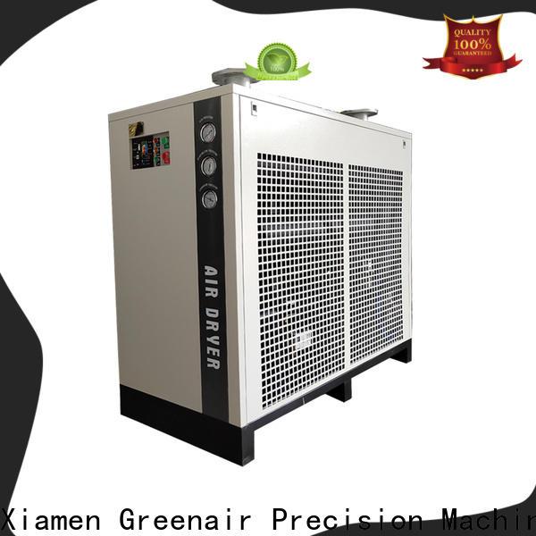 Atlas Greenair Screw Air Compressor custom air dryer for compressor manufacturer for tropical area