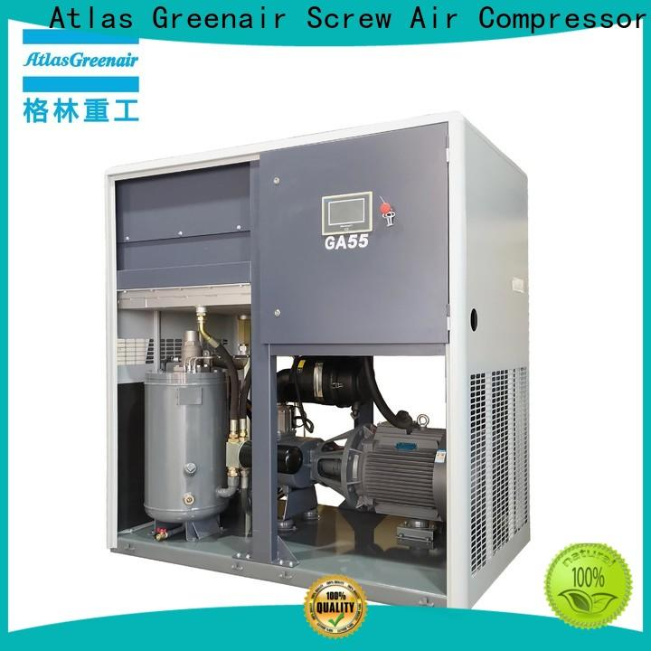 ga fixed speed rotary screw air compressor supplier for sale