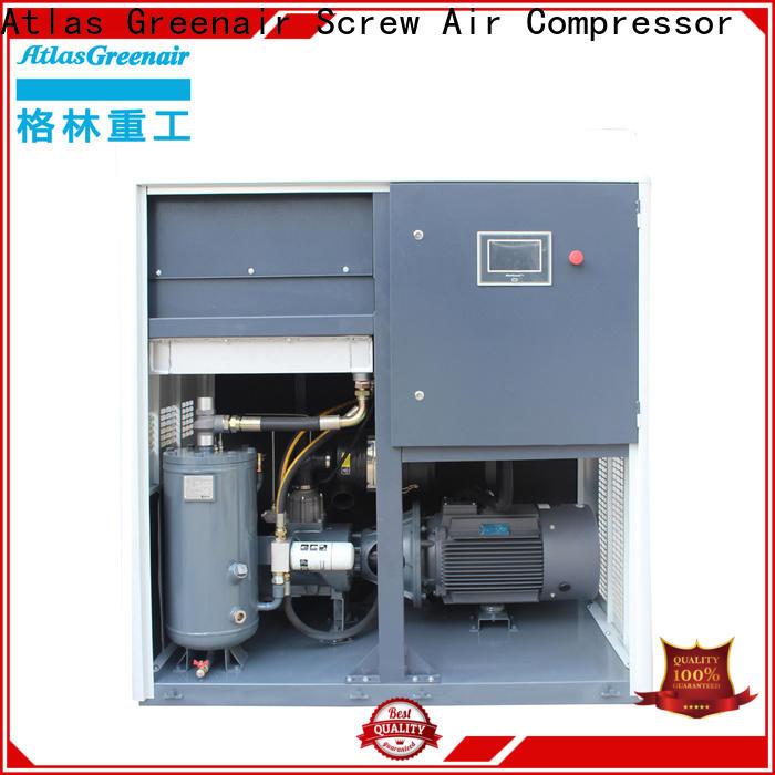 Atlas Greenair Screw Air Compressor vsd compressor atlas copco factory for sale