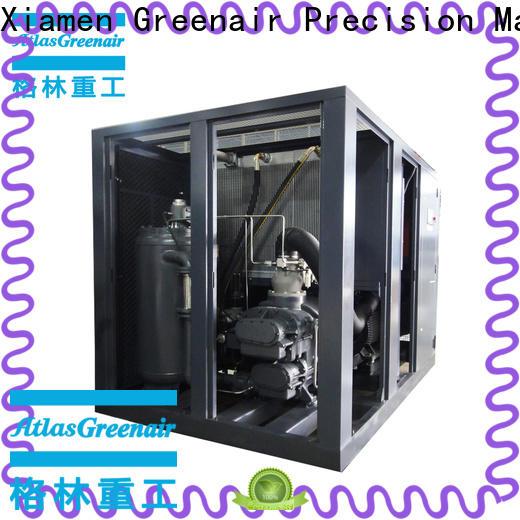 Atlas Greenair Screw Air Compressor wholesale variable speed air compressor supplier for tropical area