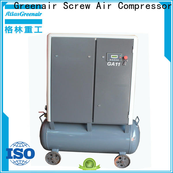 skf fixed speed rotary screw air compressor factory for tropical area