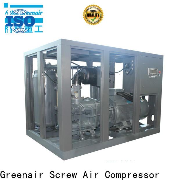 Atlas Greenair Screw Air Compressor fixed speed rotary screw air compressor supplier wholesale