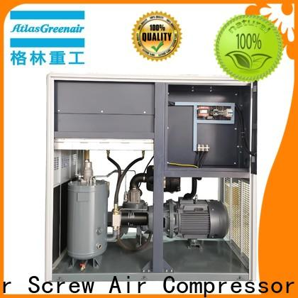 customized variable speed air compressor with an asynchronous motor for tropical area