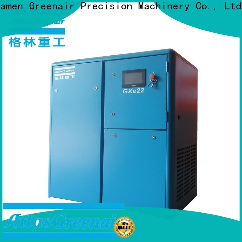 skf fixed speed rotary screw air compressor for busniess for tropical area