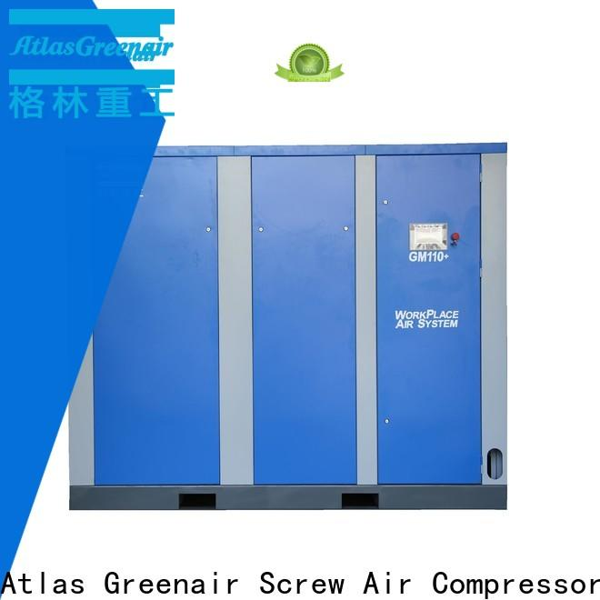 cheap vsd compressor atlas copco with four pole motor for tropical area