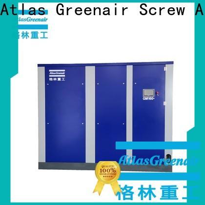 Atlas Greenair Screw Air Compressor cheap variable speed air compressor with a single air compressor for sale