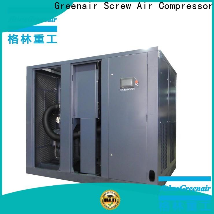top variable speed air compressor supplier customization