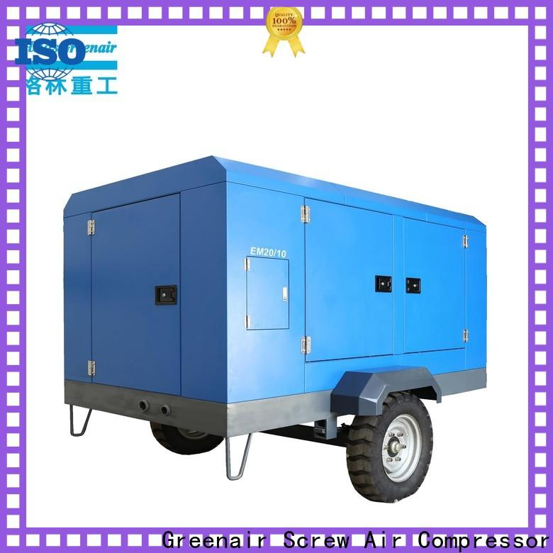 best electric rotary screw air compressor supplier for tropical area