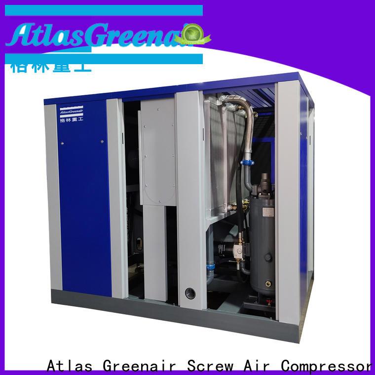 Atlas Greenair Screw Air Compressor new atlas copco screw compressor for busniess for sale