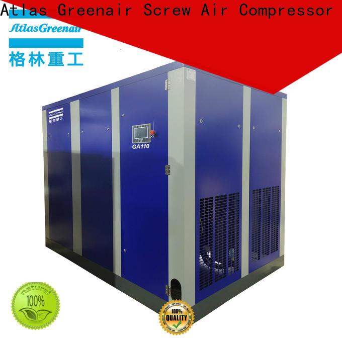 Atlas Greenair Screw Air Compressor wholesale fixed speed rotary screw air compressor supplier for sale
