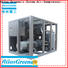 single stage fixed speed rotary screw air compressor supplier for sale
