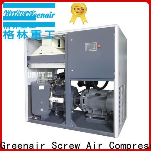 Atlas Greenair Screw Air Compressor best vsd compressor atlas copco with a single air compressor customization