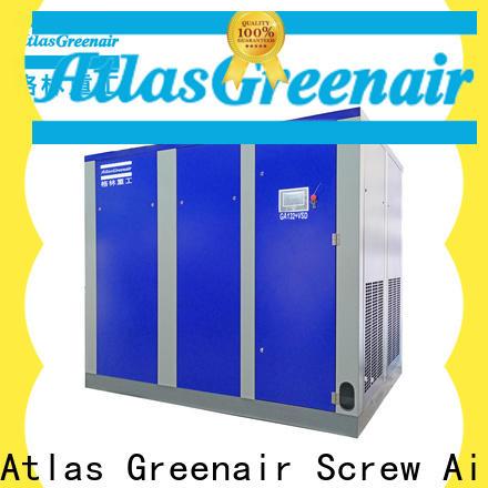 Atlas Greenair Screw Air Compressor latest vsd compressor atlas copco with a single air compressor customization