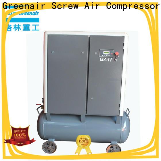 high quality atlas copco screw compressor for busniess for tropical area