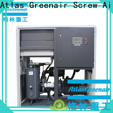 new fixed speed rotary screw air compressor manufacturer for tropical area