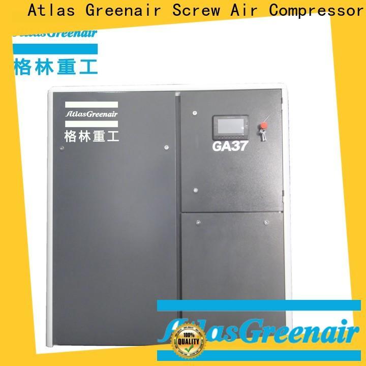 Atlas Greenair Screw Air Compressor wholesale fixed speed rotary screw air compressor company wholesale