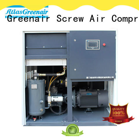 Atlas Greenair Screw Air Compressor vsd compressor atlas copco supplier for sale