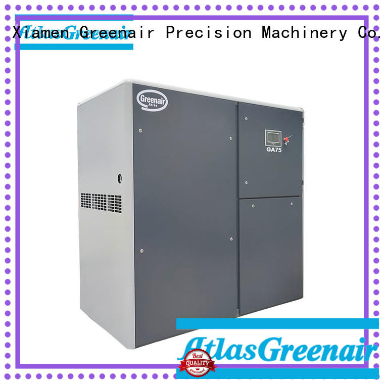 fixed atlas copco in china manufacturer for sale Atlas Greenair Screw Air Compressor