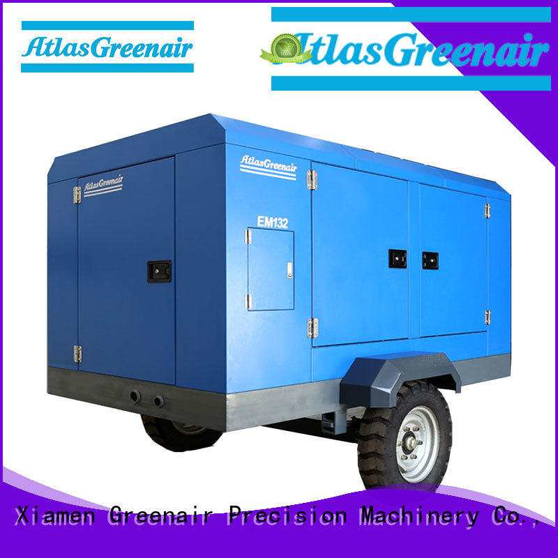 professional electric rotary screw air compressor for busniess for tropical area