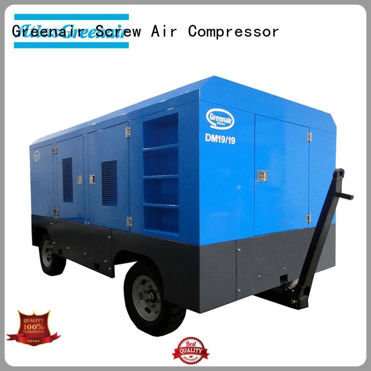top mobile air compressor factory design