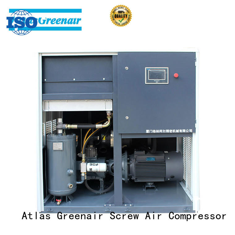 customized air compressors variable speed with four pole motor for tropical area