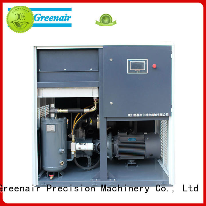 variable speed air compressor vsd customization Atlas Greenair Screw Air Compressor