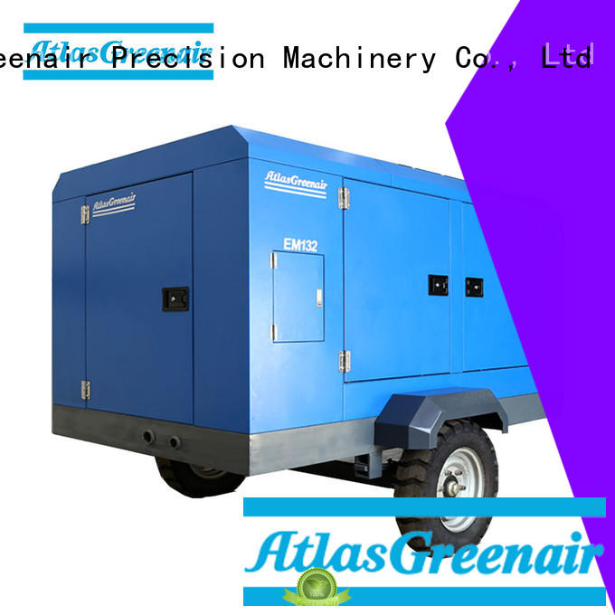 high quality electric rotary screw air compressor with intelligent control system for tropical area