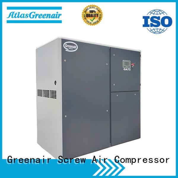 ga atlas copco screw compressor skf for sale Atlas Greenair Screw Air Compressor
