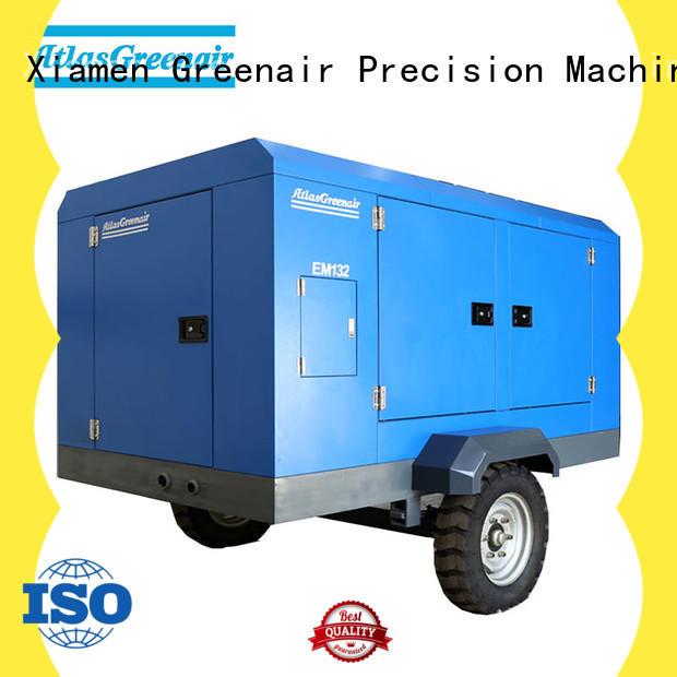 EM Series Electric  Rotary Screw Air Compressor