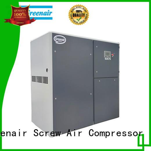 ga best rotary screw air compressor supplier for tropical area Atlas Greenair Screw Air Compressor