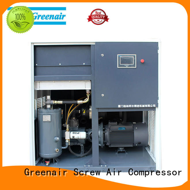 pm variable speed air compressor with an asynchronous motor for sale Atlas Greenair Screw Air Compressor