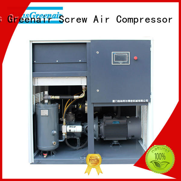 Atlas Greenair Screw Air Compressor best vsd compressor atlas copco with an asynchronous motor for tropical area