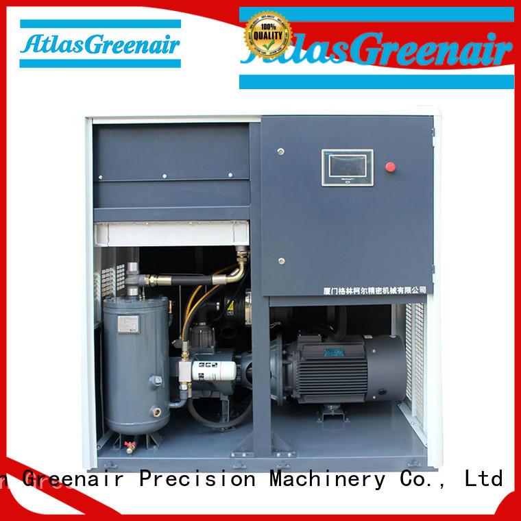 variable speed air compressor pm customization Atlas Greenair Screw Air Compressor