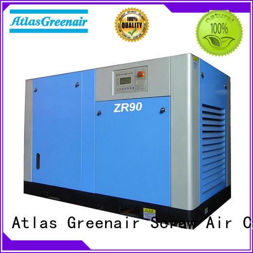atlas copco oil free compressors zr for sale Atlas Greenair Screw Air Compressor