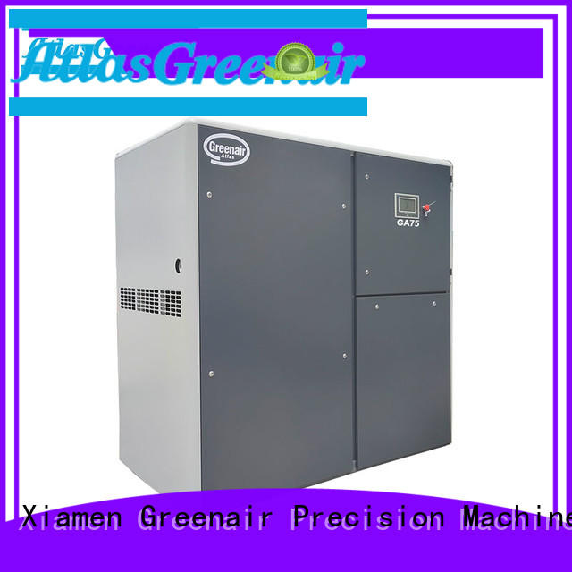 ga atlas copco screw compressor factory for tropical area