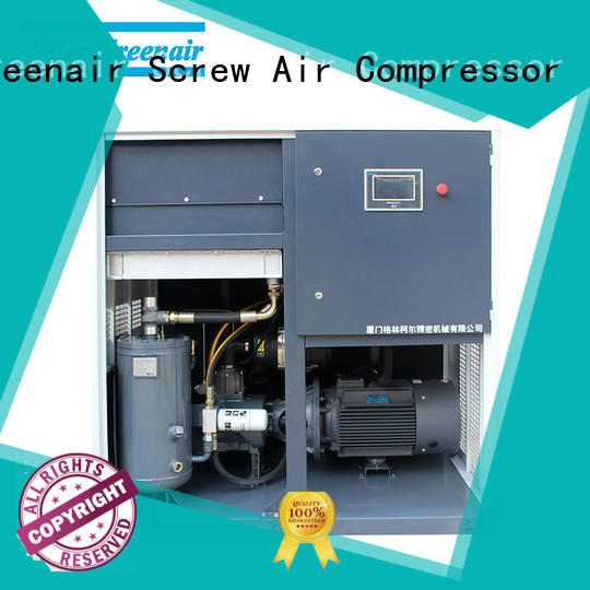 Atlas Greenair Screw Air Compressor customized atlas copco compressor customization