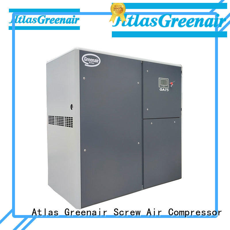 single stage fixed speed rotary screw air compressor company wholesale