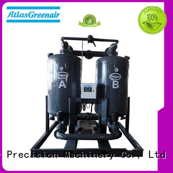 desiccant dryer cd for sale Atlas Greenair Screw Air Compressor