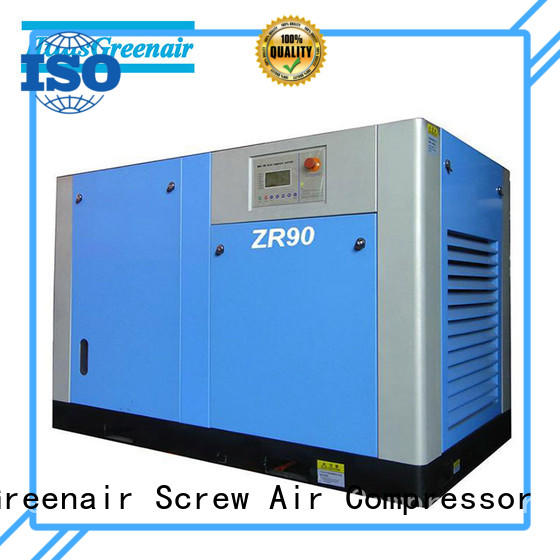 high end oil free screw air compressor manufacturer for sale Atlas Greenair Screw Air Compressor