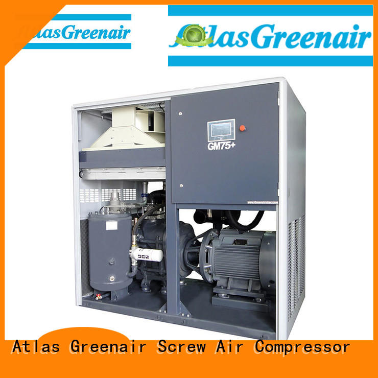 cheap variable speed air compressor with an asynchronous motor for tropical area
