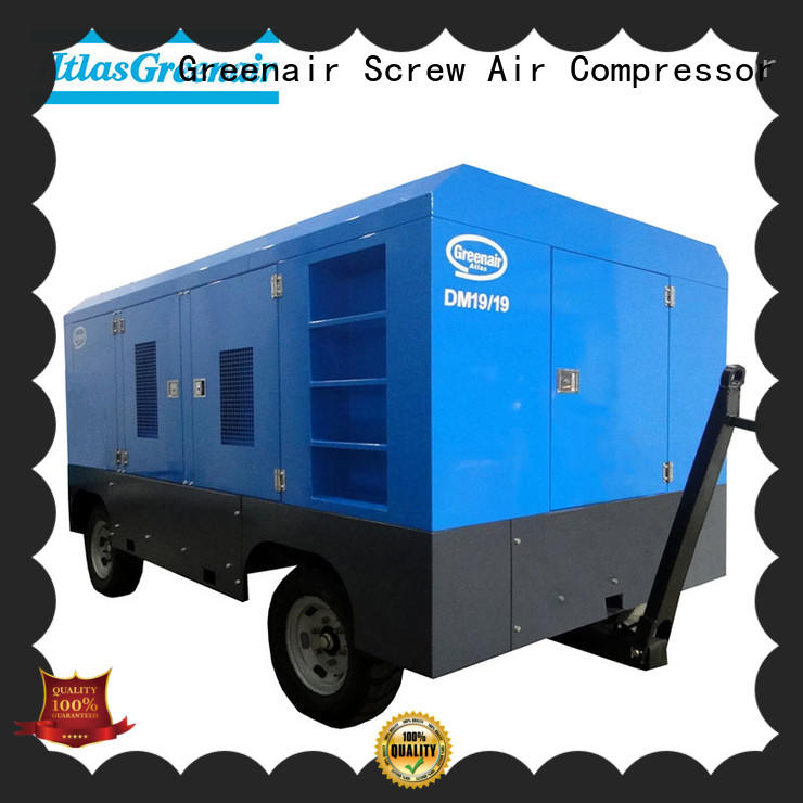 best portable diesel air compressor manufacturer for tropical area
