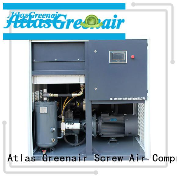 Atlas Greenair Screw Air Compressor professional industrial rotary screw air compressor gm for sale