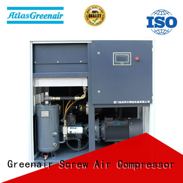 Atlas Greenair Screw Air Compressor cheap atlas copco compressor for sale